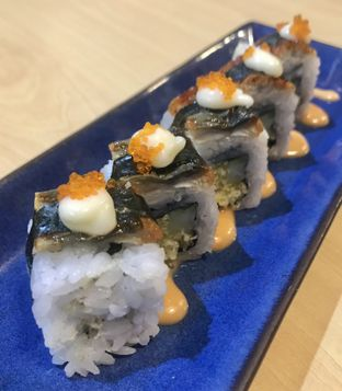 Foto 2 - Makanan di Haikara Sushi oleh Andrika Nadia