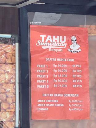 Foto review Tahu Sumedang H. Eman oleh Isabella Chandra 1