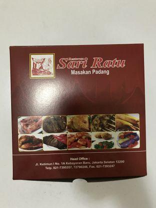 Foto 7 - Makanan di Sari Ratu oleh Vicky Angdi