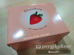 Foto 2 - Makanan di Strawberry Pastel Ufo oleh Nana (IG: @foodlover_gallery)