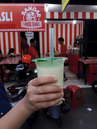 Foto Makanan di Bandar Tansu Rabel