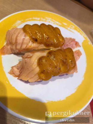 Foto 2 - Makanan di Genki Sushi oleh CAROLS