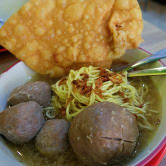 Foto Makanan di Bakso Solo Samrat