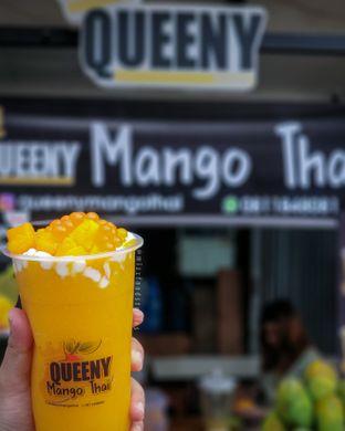 Foto 1 - Makanan di Queeny Mango Thai oleh @mizzfoodstories