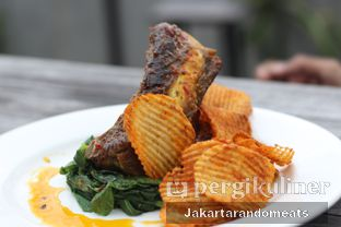 Foto review Tre Monti Sky Lounge - Agria Hotel oleh Jakartarandomeats 1