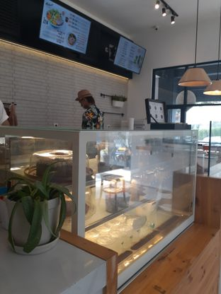 Foto 4 - Interior di Oranje Juicery oleh Reza  Imam Pratama