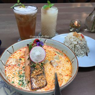 Foto review Gioi Asian Bistro & Lounge oleh Lydia Adisuwignjo 1