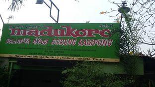 Foto 1 - Eksterior di Rumah Makan Madukoro oleh Pria Lemak Jenuh