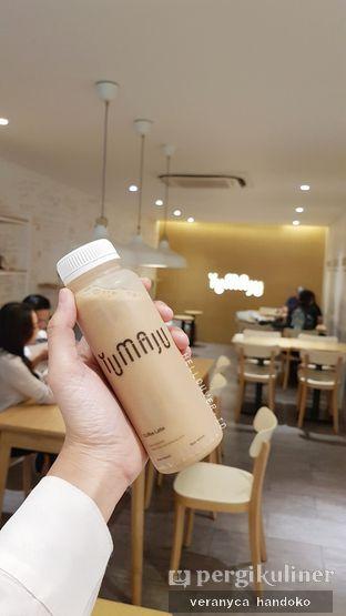Foto 1 - Makanan(Ice coffee latte) di Yumaju Coffee oleh Veranyca Handoko