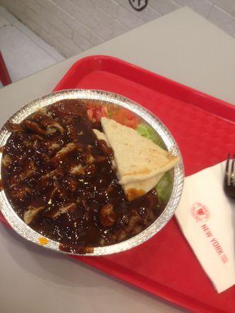 Foto Makanan di The Halal Guys