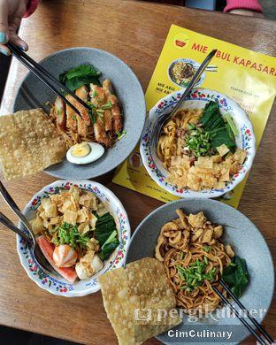 Foto review Mie Akhir Bulan oleh MR Hakim 1