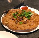 Foto Pork omelette di Noble by Zab Thai