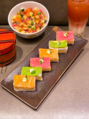 Foto review Genki Sushi oleh Riani Rin 7