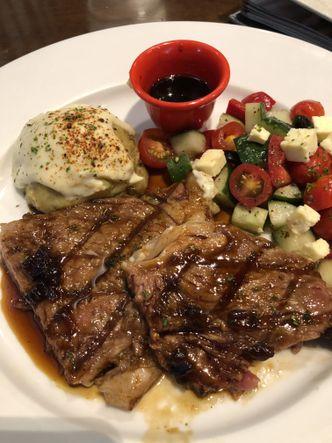 Foto Makanan di TGI Fridays