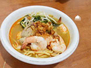 Foto 1 - Makanan di Mie Udang Singapore Mimi oleh IG: FOODIOZ