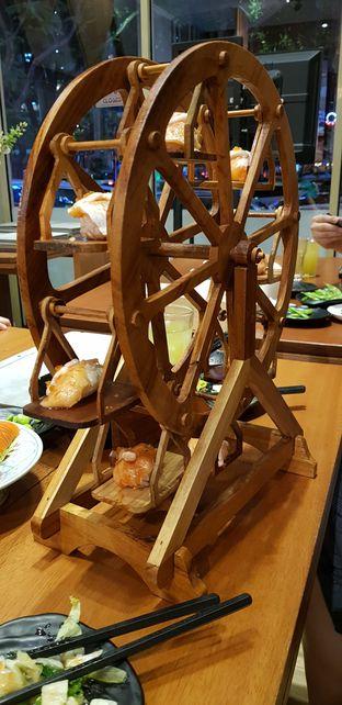 Foto 3 - Makanan(nigiri sushi) di Teishoku oleh CumaYangEnak