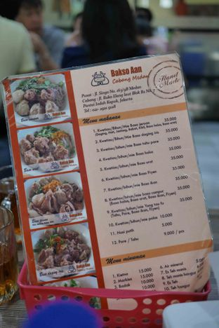 Foto 6 - Makanan di Bakso Aan oleh Maria Irene