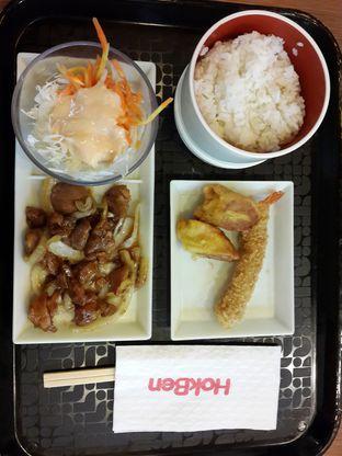 Foto review HokBen (Hoka Hoka Bento) oleh NOTIFOODCATION Notice, Food, & Location 2