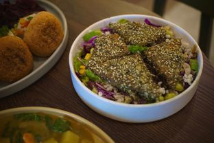 Foto review Burgreens Eatery oleh Fadhlur Rohman 2