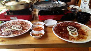 Foto 1 - Makanan di Chagiya Korean Suki & BBQ oleh endah putri