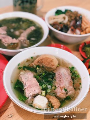 Foto 2 - Makanan(Tahu Kok) di Bakmi Bintang Kalimantan oleh Fioo | @eatingforlyfe