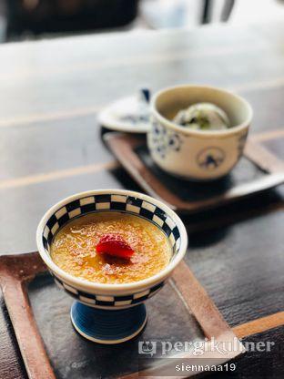 Foto 8 - Makanan(Houjicha Brulee) di Enmaru oleh Sienna Paramitha