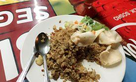 Nasi Goreng, Seafood & Steak Aladin Blok - S