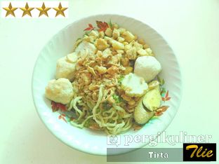 Foto 1 - Makanan di Bakmi Telor Asli oleh Tirta Lie