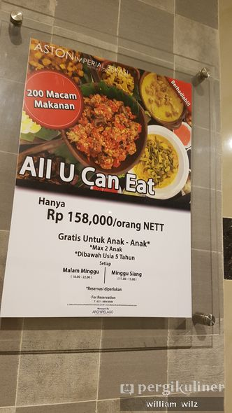 Foto Menu di Imperial Coffee Shop - Aston Imperial Bekasi Hotel