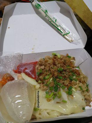 Foto - Makanan(Pangsit Mie Ayam) di Mie Mapan oleh Angela Debrina