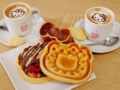 Hello Kitty Cafe Pantai Indah Kapuk Lengkap Menu Terbaru Jam Buka No Telepon Alamat Dengan Peta