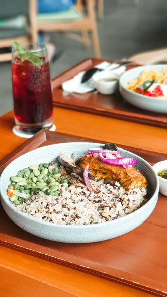 Foto Makanan di Terra Eats