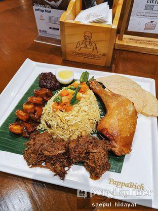 Foto 4 - Makanan(Nasi Briyani with Fried Chicken) di PappaRich oleh Saepul Hidayat