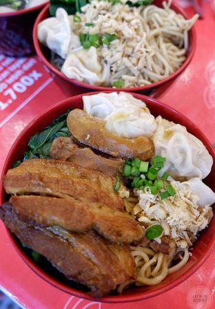 Foto 1 - Makanan di Bakmie Oink oleh Mariane  Felicia