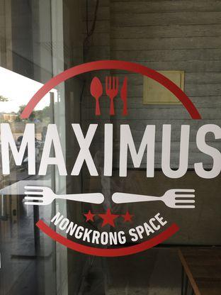 Foto 3 - Eksterior(Logo) di Maximus Nongkrong Space oleh Ardelia I. Gunawan