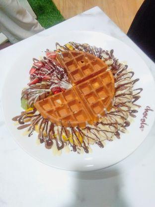 Foto review Chocola Cafe oleh Saskhia  1