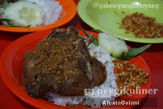 Foto Makanan di Nasi Bebek Sinjay