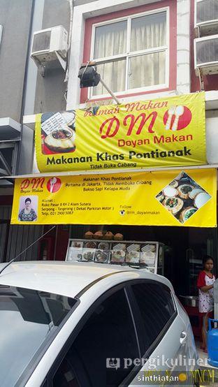 Foto 1 - Eksterior di Rumah Makan DM (Doyan Makan) oleh Miss NomNom