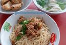 Foto Makanan di Mie 123