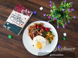 Foto 1 - Makanan(Chicken Teriyaki with egg on top) di 30 Seconds Coffee House oleh Prita Hayuning Dias