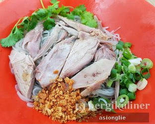 Foto 1 - Makanan di Bihun Bebek & Ayam TPI oleh Asiong Lie @makanajadah