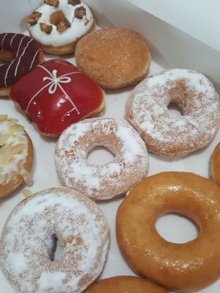 Foto review Krispy Kreme oleh Stallone Tjia (@Stallonation) 4
