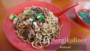 Foto 3 - Makanan(Bakmi Campur) di Bakmi Ahok Dempo Palembang oleh Velvel