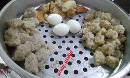 Siomay Ikan Tenggiri Salim