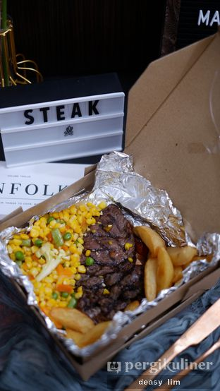 Foto 3 - Makanan di Abuba Steak oleh Deasy Lim