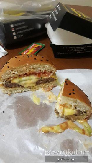 Foto 2 - Makanan di Burger Bakar Qebul oleh Asharee Widodo