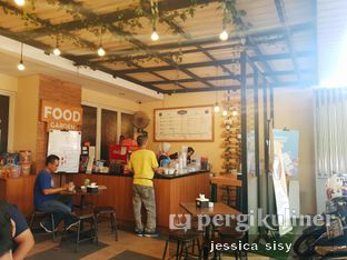 Foto 5 - Interior di Food Garden Cafe oleh Jessica Sisy