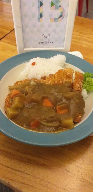 Foto 2 - Makanan(Chicken Katsu Curry) di Shirokuma oleh Qorry Ayuni