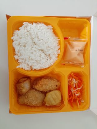Foto review HokBen (Hoka Hoka Bento) oleh Wigha Wini 1