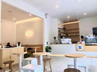 Foto Interior di Coffee Bawa